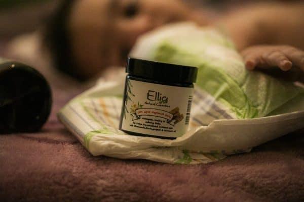 Natural healing balm - SOS Balm 4 - Ellia Natural Cosmetics - Cyprus Europe