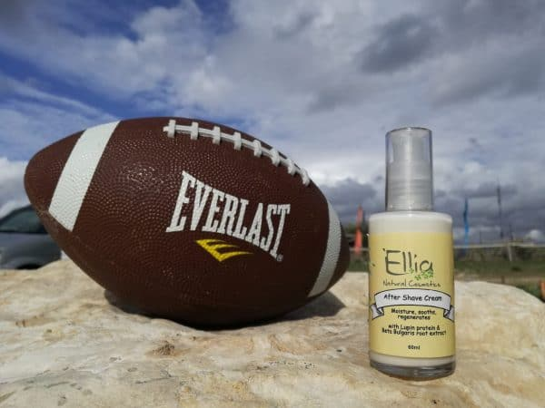 After Shave Cream  with  olive oil 4 - Ellia Natural Cosmetics - Cyprus Europe