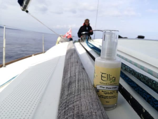 After Shave Cream with olive oil 2 - Ellia Natural Cosmetics - Cyprus Europe
