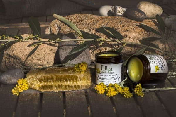 Young Ever After salve - Anti aging balm 3 - Ellia Natural Cosmetics - Cyprus Europe