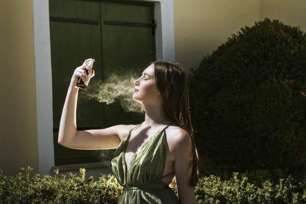 Mediterranean herbal water- Natural Herbal face Mist -soul soothing formula 3 - Ellia Natural Cosmetics - Cyprus Europe
