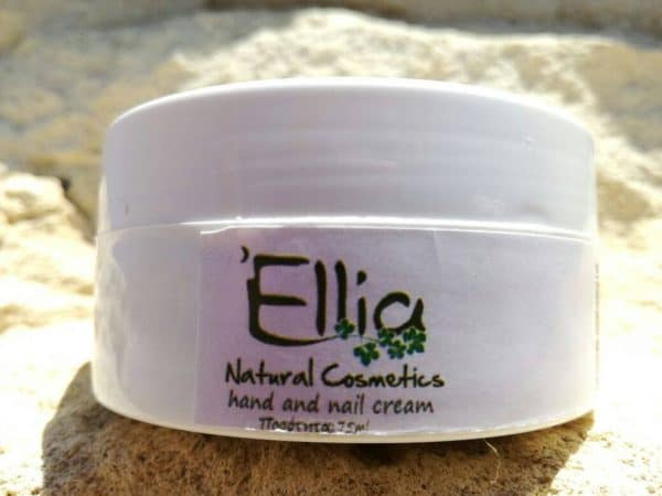 Hand cream with olive oil 4 - Ellia Natural Cosmetics - Cyprus Europe