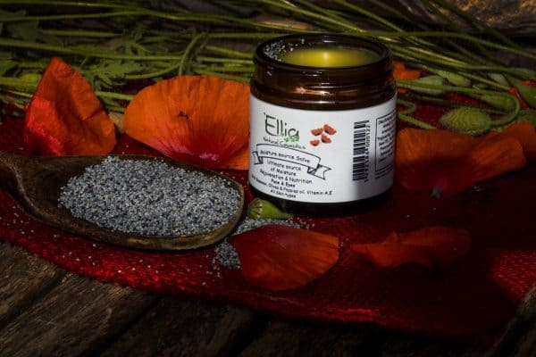 MOISTURE SOURCE SALVE- Natural cream with olive oil and beeswax 2 - Ellia Natural Cosmetics - Cyprus Europe