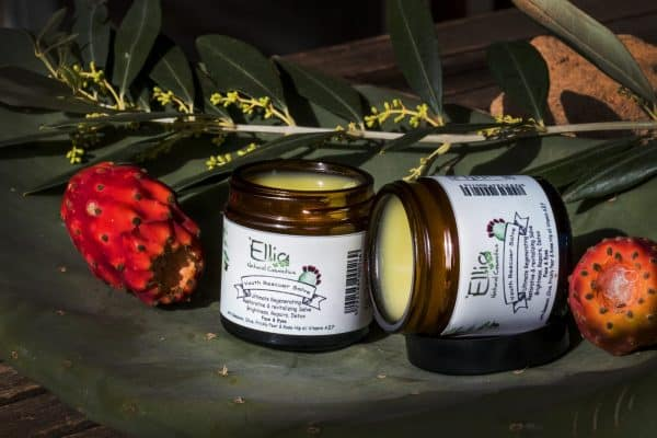 YOUTH RESCUER SALVE - Natural cream  with olive oil and beeswax 2 - Ellia Natural Cosmetics - Cyprus Europe